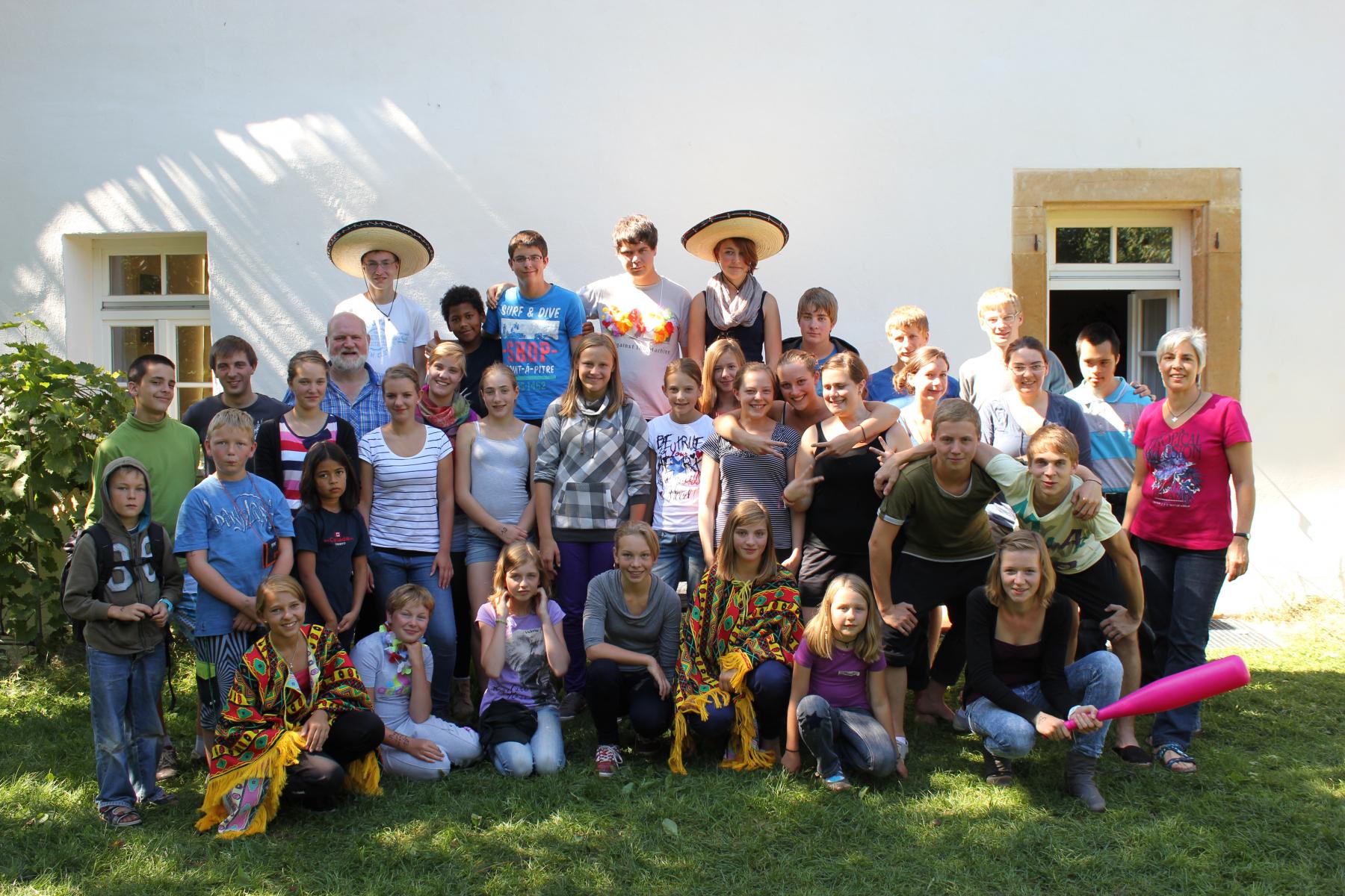 Minilager 2012